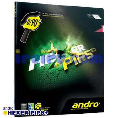 andro/HEXER PIPS+