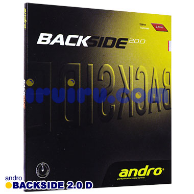andro/BACKSIDE 2.0 D