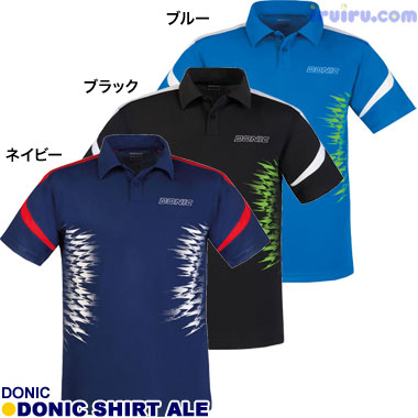 DONIC/DONIC シャツ エール