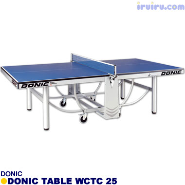 DONIC/DONIC TABLE WCTC 25